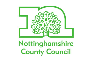 Advocacy 2 Engagement Personal Development Courses are supported by Nottinghamshire County Council